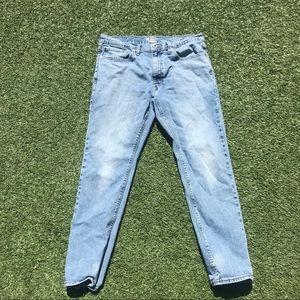 LEVIS X DENIZEN Tapered Lightwash Jeans 34X30